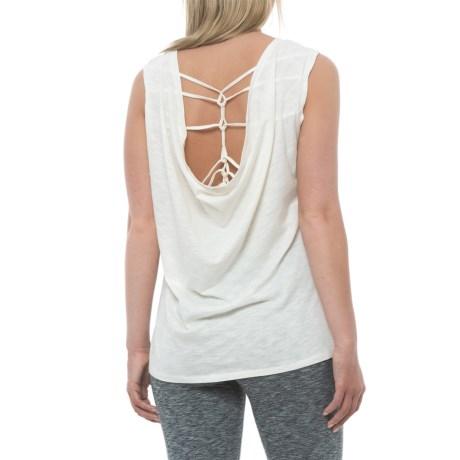 Balance Collection Collection Cage Back Shirt - Sleeveless (For Women)