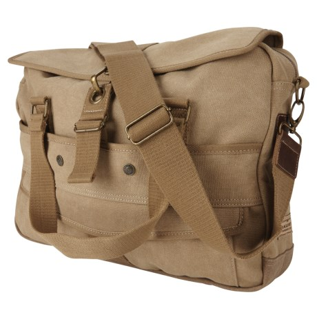 A. Kurtz Cottonwood Messenger Bag (For Men)