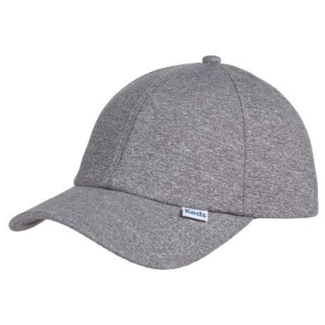 Keds Heathered Baseball Cap (For Women)