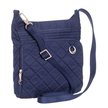 Travelon Anti-Theft Boho North/South Crossbody Bag (For Women)