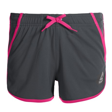 Reebok Roller Shorts (For Big Girls)