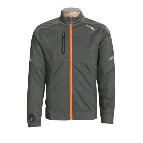 Saucony Vortex Soft Shell Jacket (For Men)