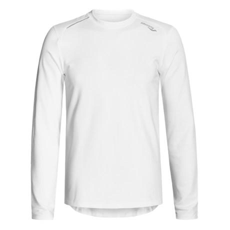 Saucony Primo MTX Shirt - UPF 50+, Long Sleeve (For Men)