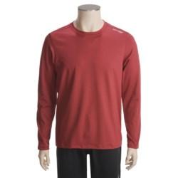 Saucony Evolution LX Shirt - UPF 50+ Long Sleeve (For Men)