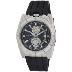 Haurex Chronograph Watch - Rubber Band