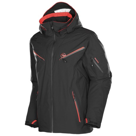 Rossignol Experience Stretch Jacket - Waterproof, Insulated (For Men)
