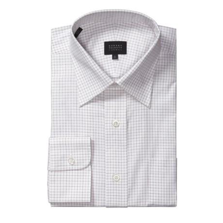Robert Talbott Satin Micro Check Dress Shirt - Long Sleeve (For Men)