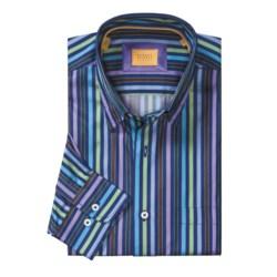 Robert Talbott Multi-Stripe Sport Shirt - Long Sleeve (For Men)