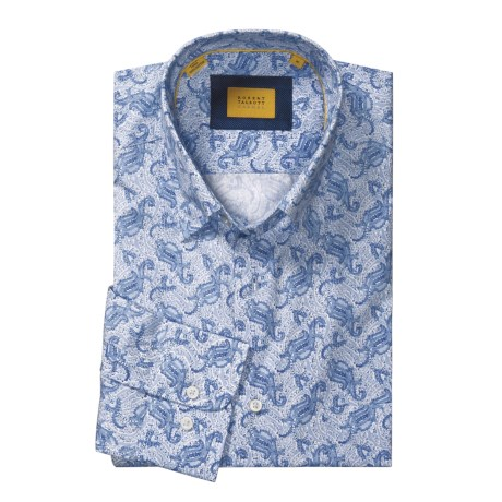 Robert Talbott Paisley Sport Shirt - Long Sleeve (For Men)