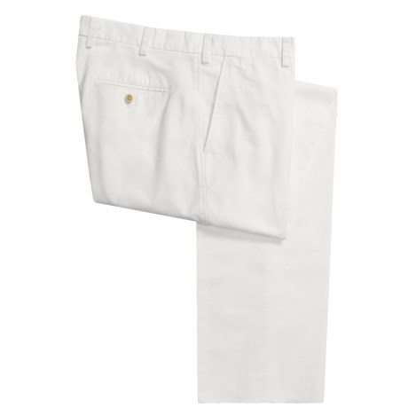 Robert Talbott Chambray Montecito Pants (For Men)