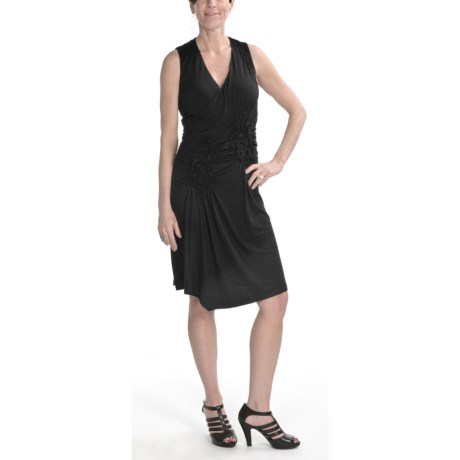 Renuar Stretch Jersey Dress - Sleeveless (For Women)