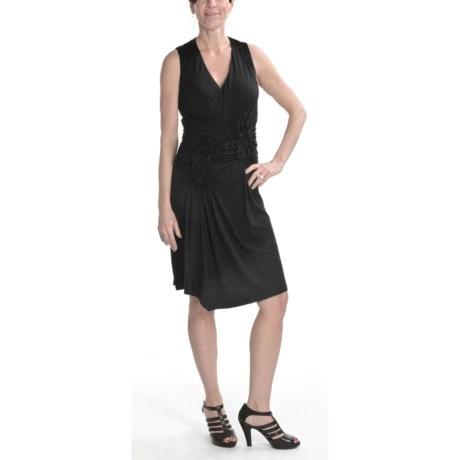 Renuar Stretch Jersey Dress - Sleeveless (For Women)