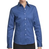 Outer Banks Ultimate Wrinkle-Resistant Dress Shirt - Cotton Twill, Long Sleeve (For Women)
