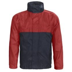 Outer Banks Pack Away Jacket - Lightweight, Hidden Hood (For Men and Women)