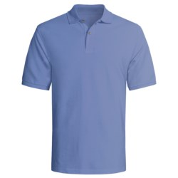Outer Banks Premium Pique Polo Shirt - Short Sleeve (For Men)
