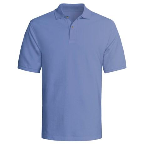 Outer Banks Premium Pique Polo Shirt - Short Sleeve (For Men)