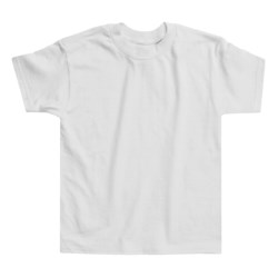 Hanes Open End Cotton Needle Tee (For Infants)