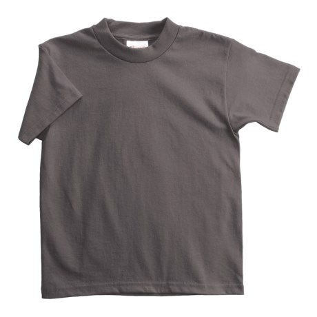 Hanes Heavyweight 50/50 T-Shirt - Short Sleeve (For Youth)