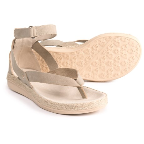 Royal Canadian Peace River Espadrilles - Leather (For Women)