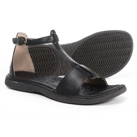 Bogs Footwear Amma T-Strap Sandals - Leather (For Women)
