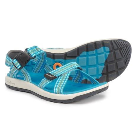 Bogs Footwear Rio Stripes Sport Sandals (For Women)