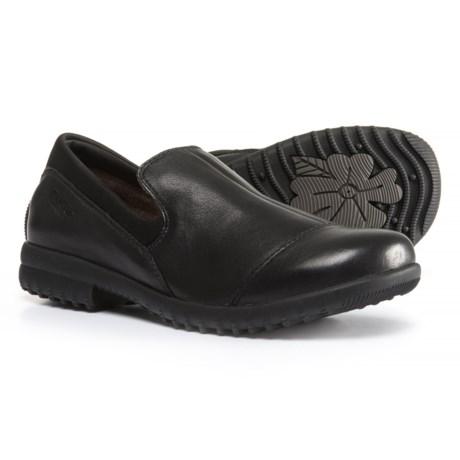 Bogs Footwear Alexandria Leather Shoes - Waterproof, Slip-Ons (For Women)