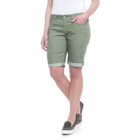 Carve Designs Atlantic Tech Stretch Retro Shorts (For Women)