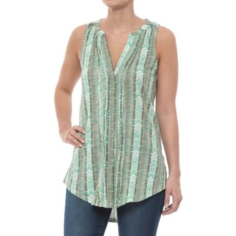 Carve Designs Middleton Tunic Shirt - Organic Cotton, Sleeveless (For Women)