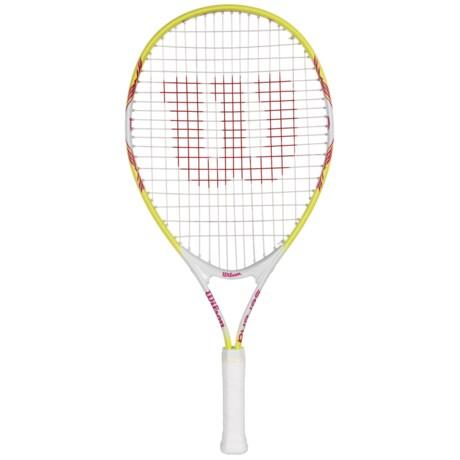 Wilson Serena 23 Tennis Racquet (For Kids)
