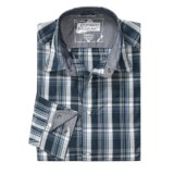 Canterbury Drew Plaid Shirt - Long Sleeve (For Men)