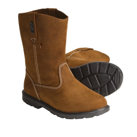 Blundstone 564 Rancher Boots - Nubuck, Pull-Ons (For Boys and Girls)