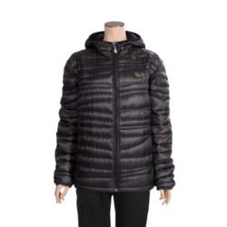Mountain Hardwear Nitrous Down Hooded Jacket - 800 Fill Power (For Women)