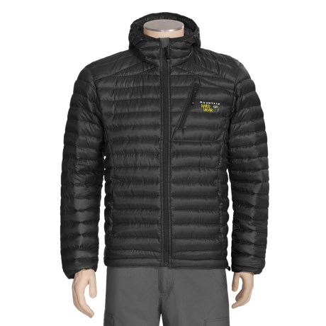 Mountain Hardwear Nitrous Down Hooded Jacket - 800 Fill Power (For Men)