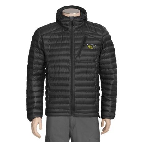 Mountain Hardwear Nitrous Down Hooded Jacket - 800 Fill Power (For Men)