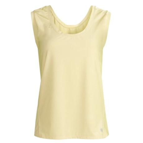 Active Shirt - Sleeveless (For Women)