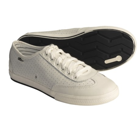 Simple Carnival Sneakers - Leather (For Women)