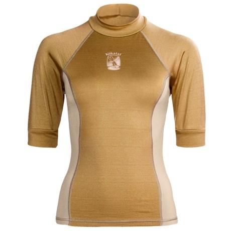 Kokatat Innercore Rash Guard Shirt - UPF 30+, Short Sleeve (For Women)