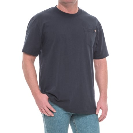 Dickies Heavyweight T-Shirt - Short Sleeve (For Big and Tall Men)