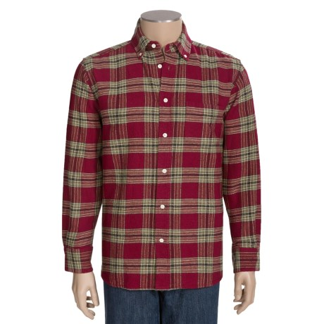 National Outfitters Brawny Shirt - Long Sleeve (For Men)