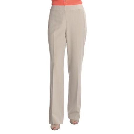 Atelier Dress Pants - Straight Leg (For Women)