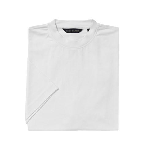 Scott Barber Pima Cotton Jersey T-Shirt - Short Sleeve (For Men)