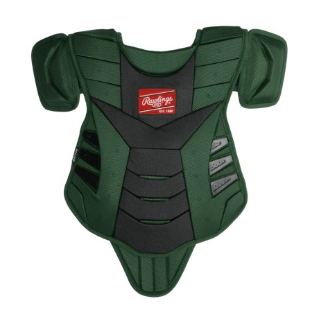 "Rawlings Rhino Gear Chest Protector - 15"" (For Youth)"