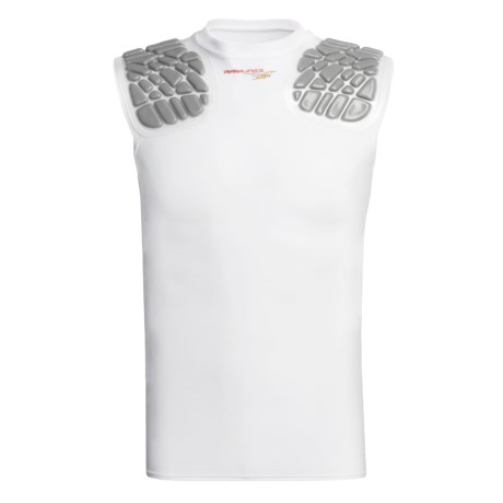 Rawlings Zoombang Compression Shirt - Padded Shoulder (For Men)