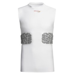Rawlings Zoombang Compression Padded Rib Shirt (For Men)