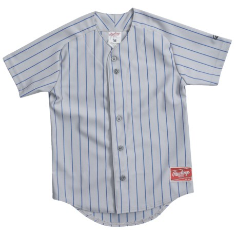 Rawlings Pinch Hitter Baseball Jersey - Short Sleeve (For Youth)