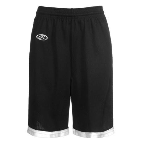 Rawlings Basketball Shorts (For Women)