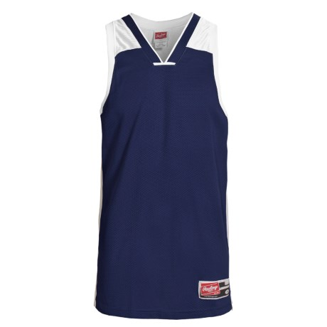 Rawlings Basketball Jersey - Sleeveless (For Men)
