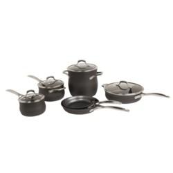 Calphalon Unison Nonstick Cookware Set - 10-Piece