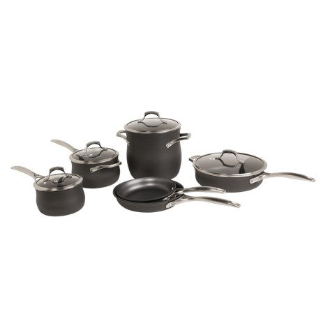 Calphalon Unison Nonstick Cookware Set - 10-Piece