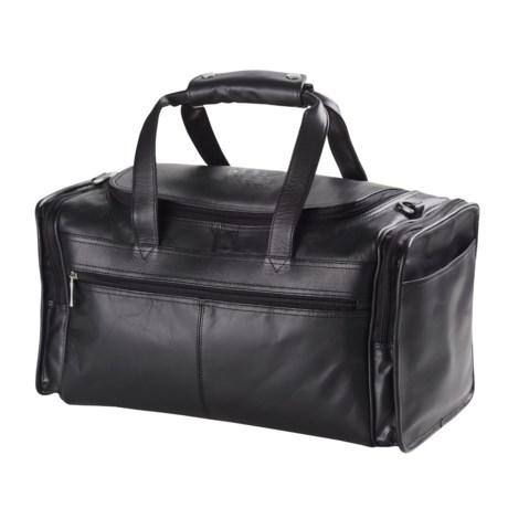 Clava Promo Duffel Bag - Leather